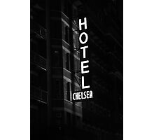 Hotel Chelsea, New York City Photographic Print