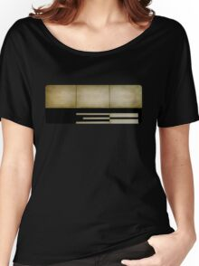 three Women's Relaxed Fit T-Shirt