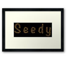 HOW CUTE! Framed Print