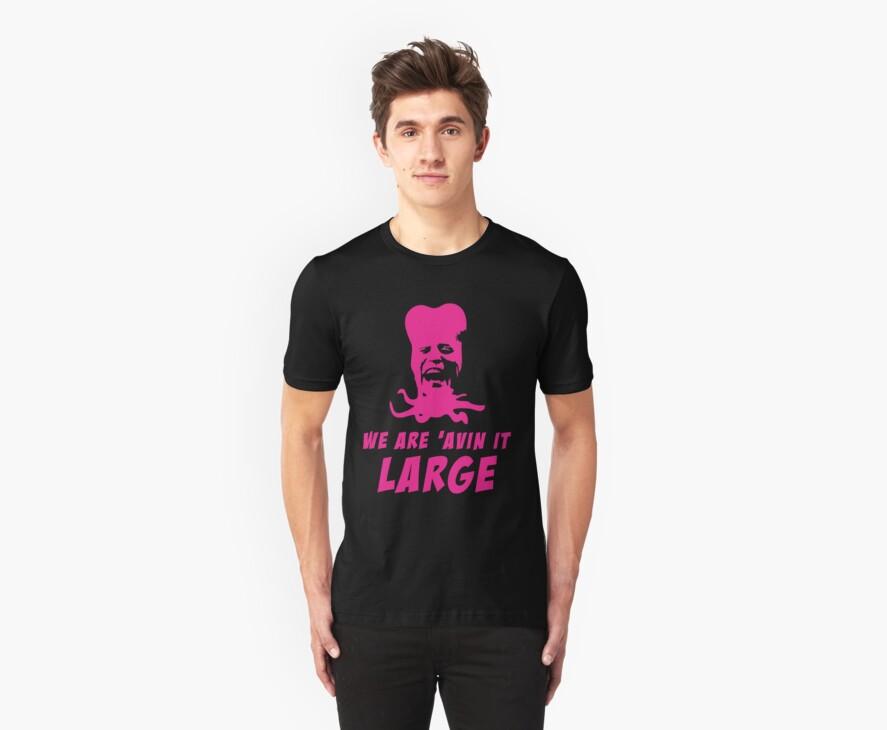 Mighty Boosh - Tony Harrison - Large by DementedFerret