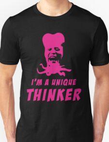 Mighty Boosh - Tony Harrison - Unique Thinker T-Shirt