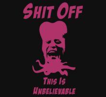 Mighty Boosh - Tony Harrison - Shit-Off by DementedFerret