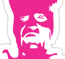 Mighty Boosh - Tony Harrison - Shit-Off Sticker