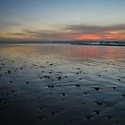 Beach Sunset by DanielTMiller