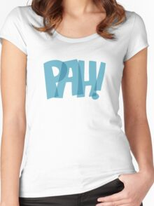 PAH! Women's Fitted Scoop T-Shirt