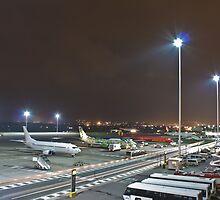 Durban International Airport by Lebogang Manganye