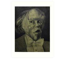 The Honorable Joseph Merrick Art Print