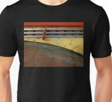 Red, Yellow and Rust Unisex T-Shirt