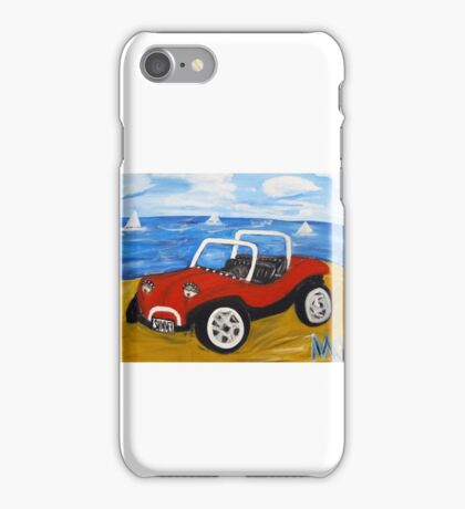 dune buggy summer iPhone Case/Skin