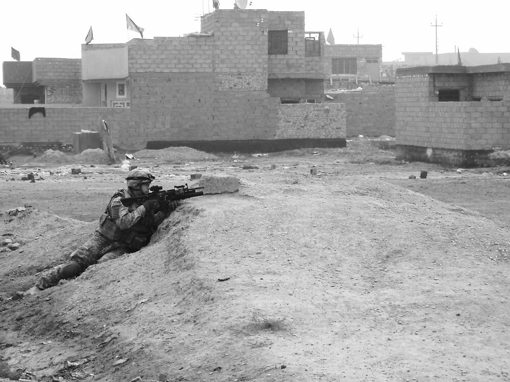 North East Baghdad 2009 by Kyle Jerichow