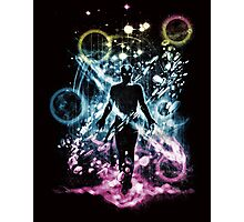 the last space bender Photographic Print