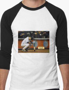 Lead 305 Men's Baseball ¾ T-Shirt