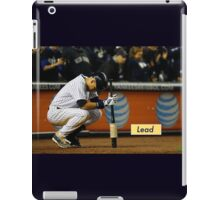 Lead 305 iPad Case/Skin