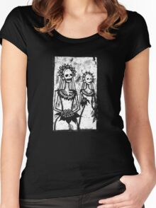 Brides Women's Fitted Scoop T-Shirt