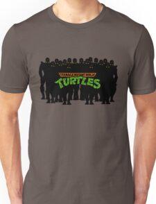 TMNT - Foot Soldiers - Teenage Mutant Ninja Turtles Unisex T-Shirt