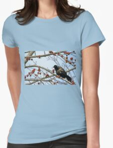 Grackle Colors Womens Fitted T-Shirt