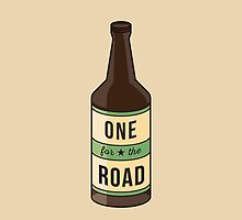 One for the road  by Jamie Min