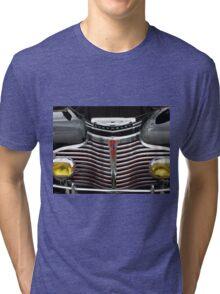 1941 CHEVROLET GRILL Tri-blend T-Shirt