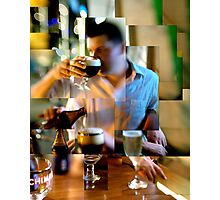 Chimay @ Transport Bar Photographic Print