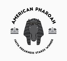 AMERICAN PHAROAH Preakness Stakes Winner Grayscale Unisex T-Shirt