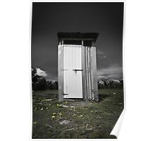 The Outhouse! Poster