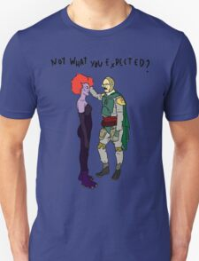 boba fett Not What You Expected? T-Shirt