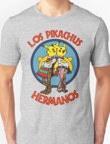 Los Pikachus Hermanos (Clean Version) T-Shirt