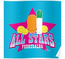 porrusalda all stars Poster