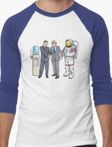 Now That's A Suit! Men's Baseball ¾ T-Shirt