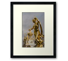 Galatea, Peterhof Grand Palace Framed Print
