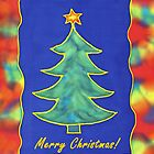 Christmas Tree by Caroline  Lembke