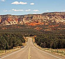 Scenic Bi-Way 12 - The Road To Red Canyon © by © Hany G. Jadaa © Prince John Photography