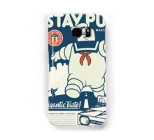 Stay Puft Marshmallow Man Samsung Galaxy Case/Skin
