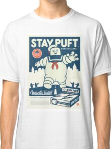 Stay Puft Marshmallow Man Classic T-Shirt