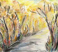 Into the Light by Caroline  Lembke