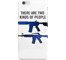 Counter Strike - Two Kinds Of People iPhone Case/Skin