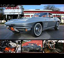 1965 Corvette by 454autoart