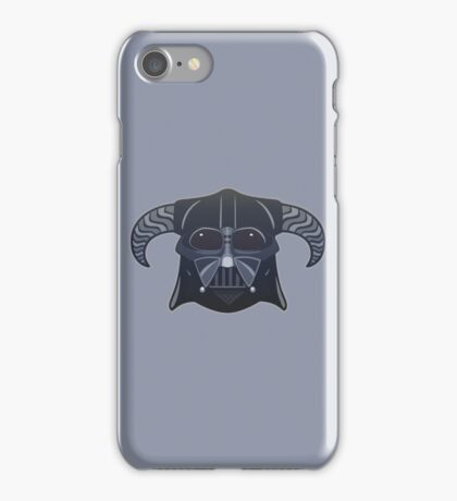 Darth-Dovahkiin iPhone Case/Skin