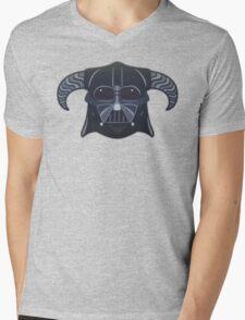 Darth-Dovahkiin Mens V-Neck T-Shirt