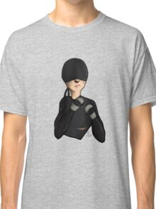 The Man in the Mask Classic T-Shirt