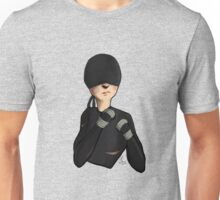 The Man in the Mask Unisex T-Shirt