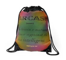 Natural Defense Drawstring Bag