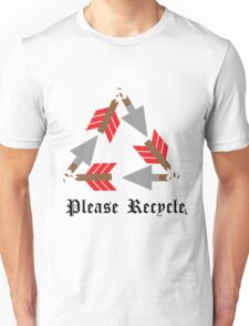 Please Recycle Unisex T-Shirt