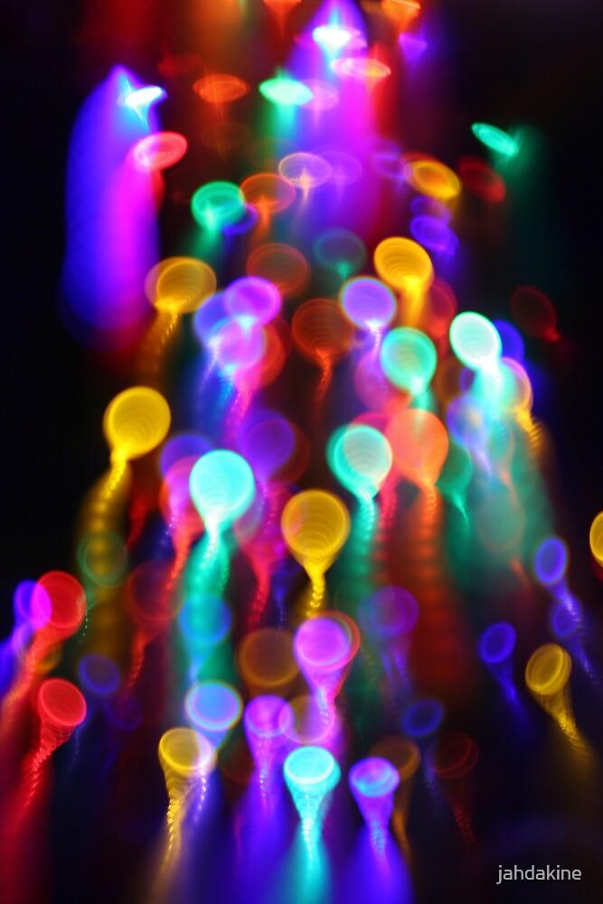 Cosmic Jellyfish by jahdakine