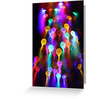 Cosmic Jellyfish Greeting Card