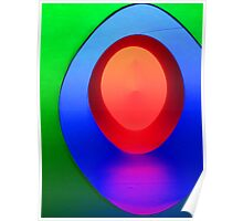 Luminarium RGB Poster