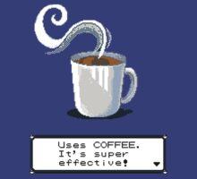 coffee pokemon title by pokeworld
