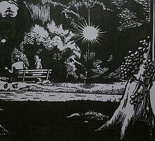 Stargate by PonderingMammal