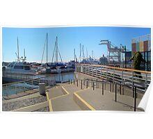 Port of Oakland Poster
