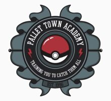 pallet town logo by pokeworld